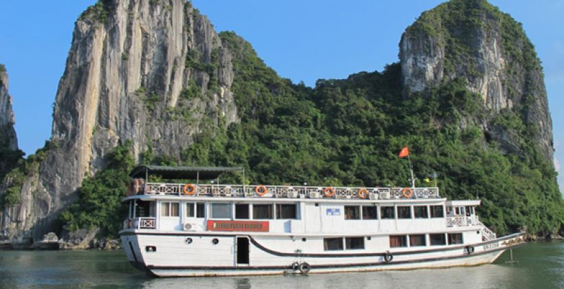 Take a look at the future of Ha Long Bay's cruise ships