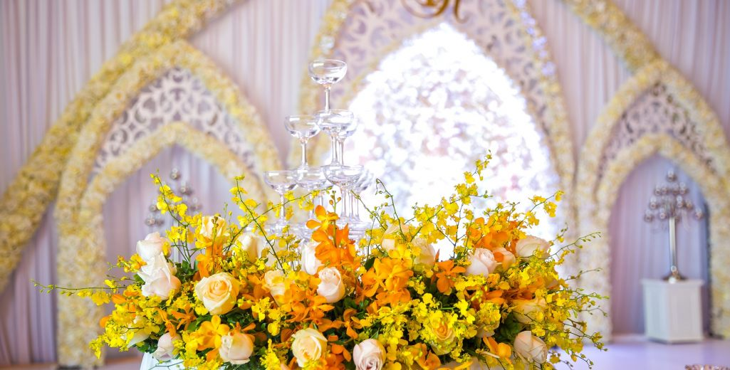 Wedding Decor And Inclusion