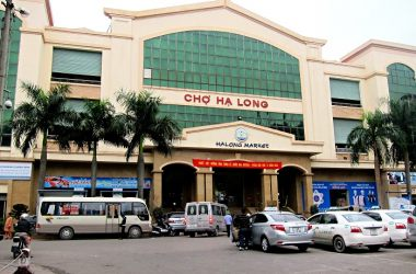 Ha Long 1 Market - an attraction of Ha Long
