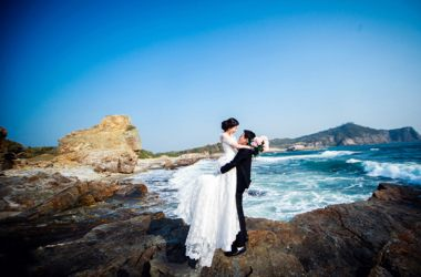 4 amazing places for wedding photos in Quang Ninh