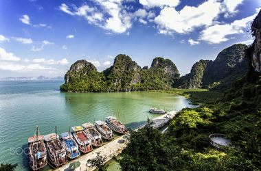 Charming beauty of Halong Bay