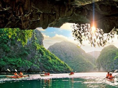 5 must-try activities on Halong Bay trip