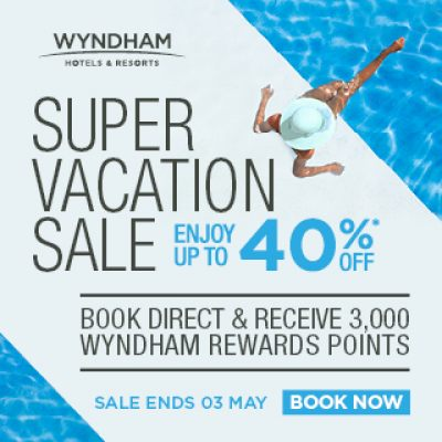 SUPER VACATION SALE