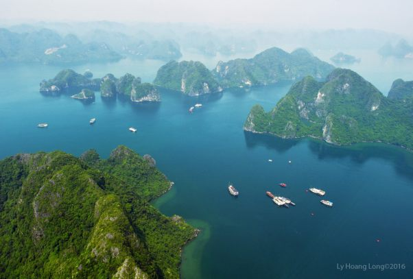 Visit Ha Long Bay By Seaplane