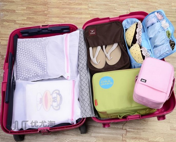 Hướng dẫn bạn cách sắp và lựa chọn hành lý khi đi du lịch Hạ Long2