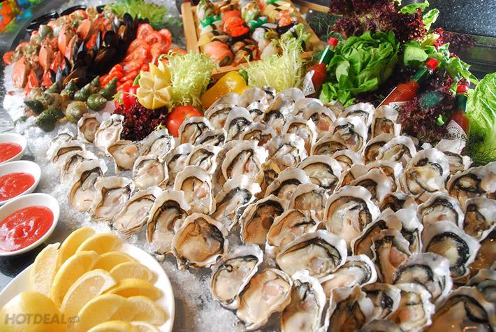 MÁCH BẠN các quán ăn hải sản ngon không tưởng ở Hạ Long3