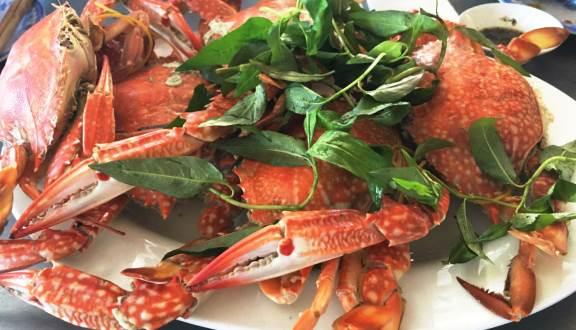 MÁCH BẠN các quán ăn hải sản ngon không tưởng ở Hạ Long6