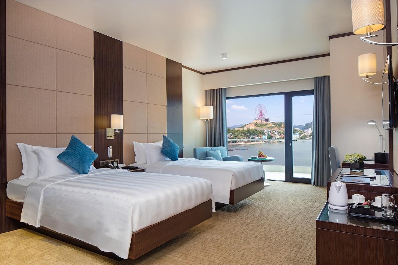 Tổng hợp những câu hỏi về khách sạn 5 sao Hạ Long Wyndham Legend 2