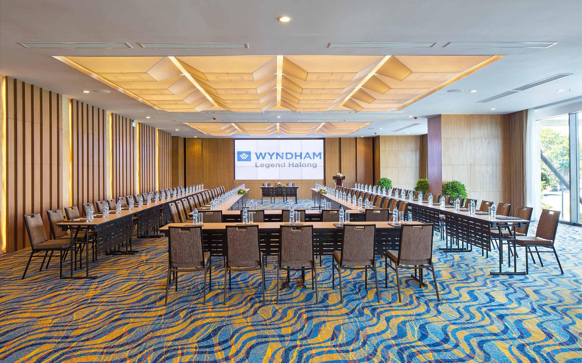 Top 1 khách sạn cao cấp tại Bãi Cháy - Phòng sự kiện