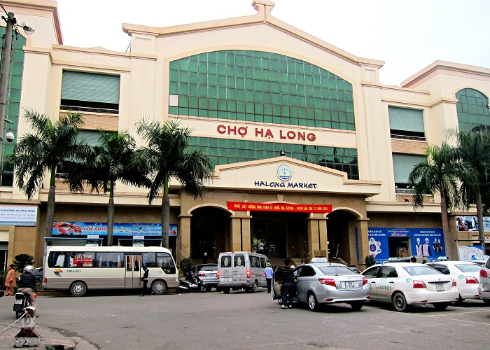 Ha Long 1 Market - a can't be ignored tourism attraction of Ha Long