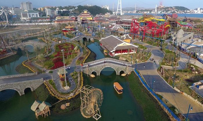 Ha Long park