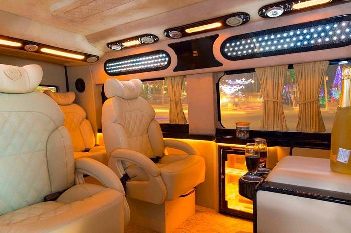 Limousine Ha Noi – Ha Long