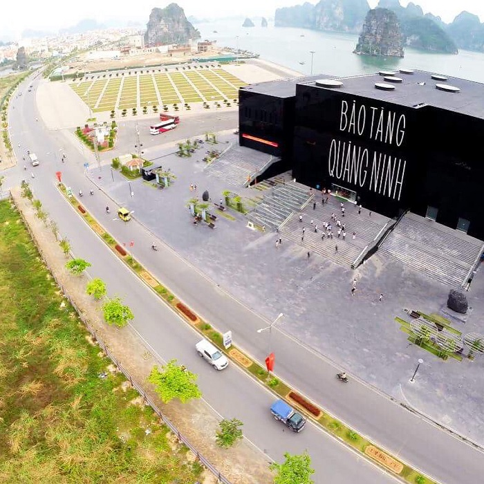 Quangninh Museum Halong city