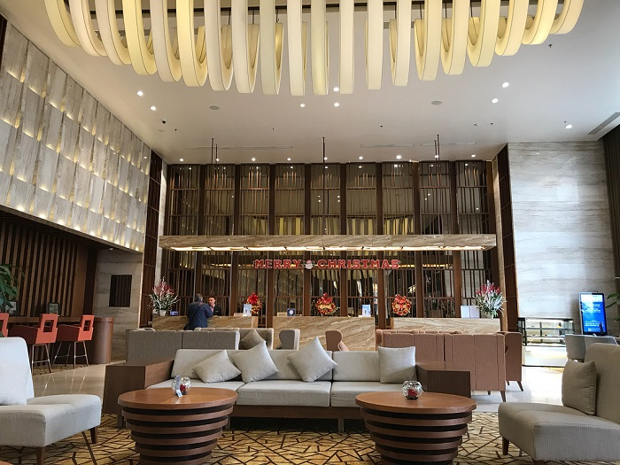 10 khách sạn tốt nhất tại bãi cháy: Wyndham Legend Halong