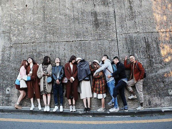 Bí kíp chụp ảnh nhóm siêu chất cùng lũ bạn thân 01