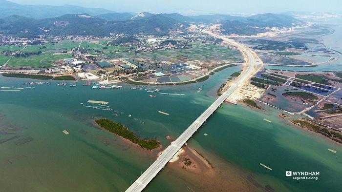 Cao tốc liên tỉnh Hà Nội - Hải Phòng - Quảng Ninh
