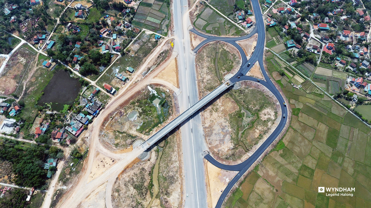 Cao tốc Hà Nội - Hải Phòng - Quảng Ninh