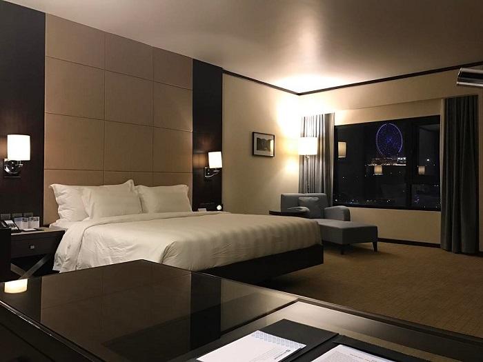 Wyndham Hạ Long, khách sạn top 1 Bãi Cháy