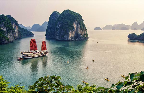 Chia sẻ kinh nghiệm du lịch Hạ Long trong 2 ngày ngắn ngủi1