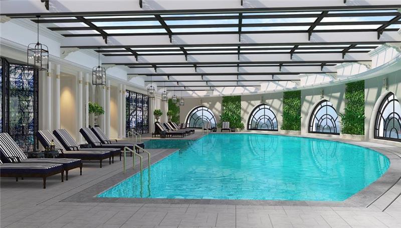 """Những khách sạn tại Bãi Cháy 5 sao có bể bơi """"sang choảnh"""" năm 2018"""