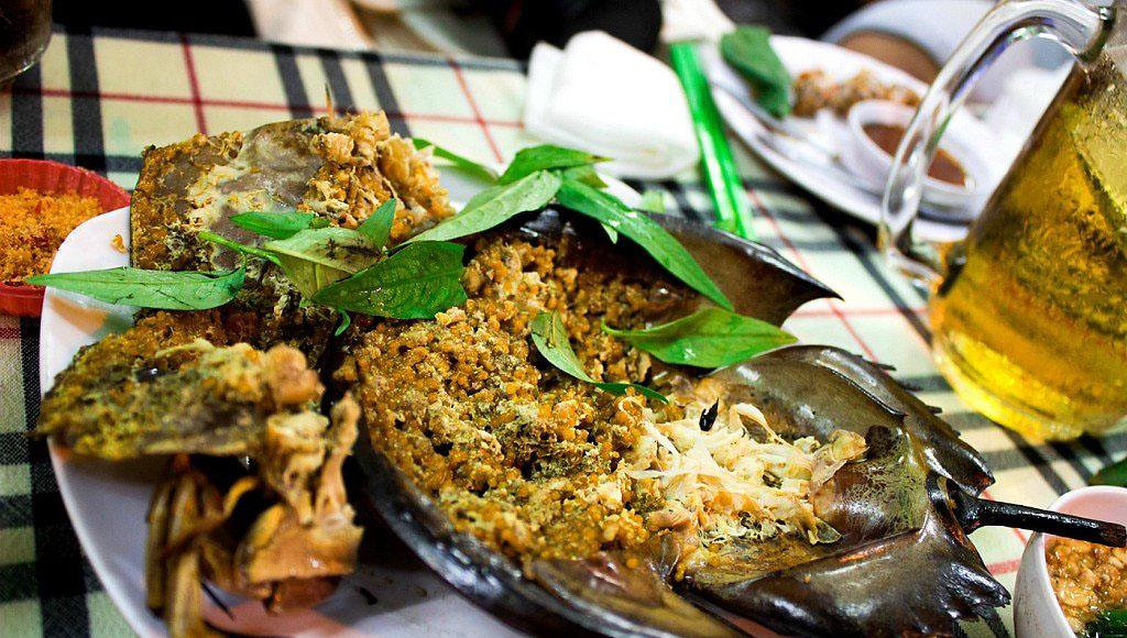 Đặc sản Hạ Long - Sam biển